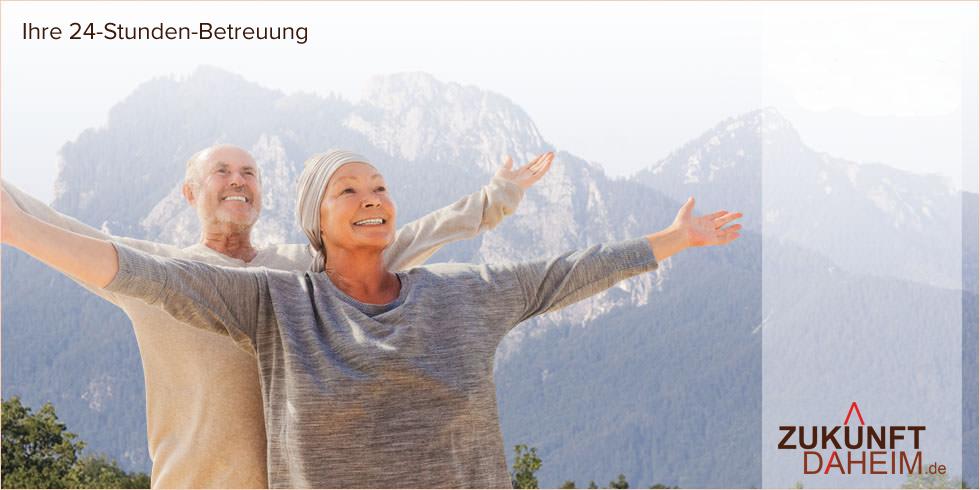 24 stunden seniorenbetreuung münchen